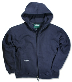 Arborwear Double Thick Zip Up Sweatshirt  #000400241